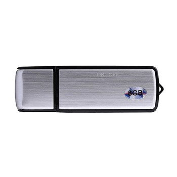 2 in 1 USB Flash Drive Digital Audio Voice Recorder USB Flash Disk USB-Stick Stimme Aufnahme Diktiergerät USB Stick -Stick