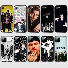 5 Seconds of Summer 5SOS Soft Silicone Case for iPhone 11 Pro XR X XS Max 6 6S 7 8 Plus 5 5S SE TPU Cover 5 seconds of summer 5 seconds of summer youngblood