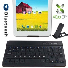 Wireless Keyboard Wireless Bluetooth Keyboard for XGODY T73Q 7 Inch / XGODY V7 Tablet Rechargeable for Android Ios Windows