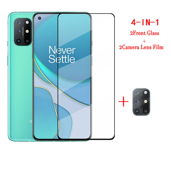 Full Glue Glass For OnePlus 8T Tempered Glass For OnePlus 8T Pro Screen Protector For OnePlus 8T Protective Glass Phone Film