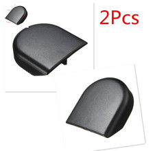 2 sztuk samochodów wycieraczki głowy nakrętka pokrywy dla Toyota Yaris Corolla Verso Auris plastikowe 85292-0F010 tanie tanio