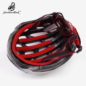 Image 4 - Casque de vélo ultra léger pour hommes femmes route vtt VTT casques aero cyclisme casque équipement Casco Ciclismo M \ L