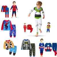 HEYFRIEND Herbst Winter Baby Cartoon Nachtwäsche Baumwolle Jungen Pyjamas Kinder Pyjamas Startseite Bekleidung kinder Pyjamas Mädchen Nachtwäsche