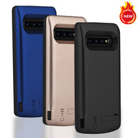 NTSPACE Battery Case For Samsung Galaxy S10 S10e Battery Charging Cases Power Bank Case Shockproof Cover For Samsung S10 Plus