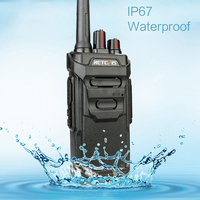 way רדיו ווקי RETEVIS RT48 / RT648 ווקי Talkie10pcs IP67 Waterproof Flaot PMR רדיו PMR446 / FRS VOX 2 Way רדיו מלון / מסעדה עבור Baofeng (2)