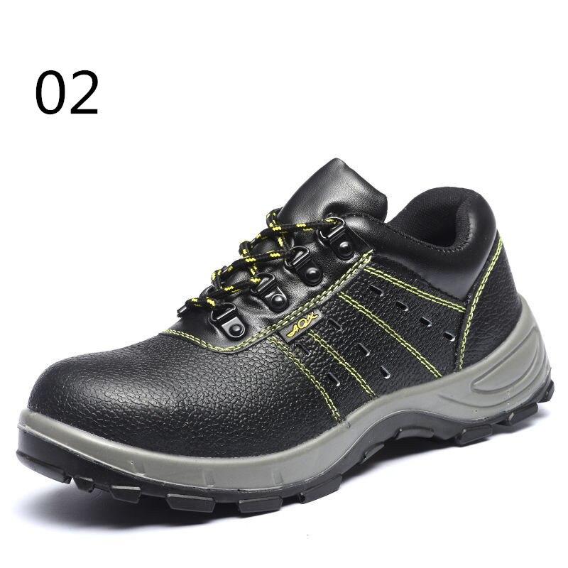 segurança trabalho sapatos de proteção