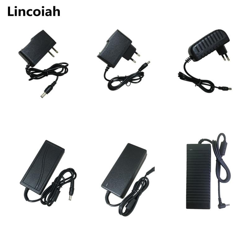 Adaptateur ca/cc 15 V, 1a, 2a, 3a, 5a, 6a, 8a, 10a convertisseur, tension d'alimentation, chargeur pour bande lumineuse, routeurs d'ordinateur portable, caméras de vidéosurveillance