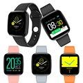 P3 Смарт-часы для мужчин и женщин Смарт-часы для Android IOS Электроника Смарт-часы Wach фитнес-трекер силиконовый ремешок Смарт-часы час