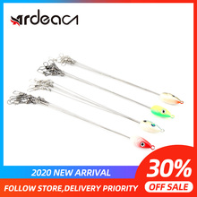 Umbrella Fishing lure Rig 5 Arms Alabama Rig Head Swimming Bait Bass with Swivel Snap Connector Minnow Fishing Group Lure Extend high quality 3d fishing bait 18cm 20g high quality fishing lure alabama rig stainless snap swivel fishing tackle group fa 347