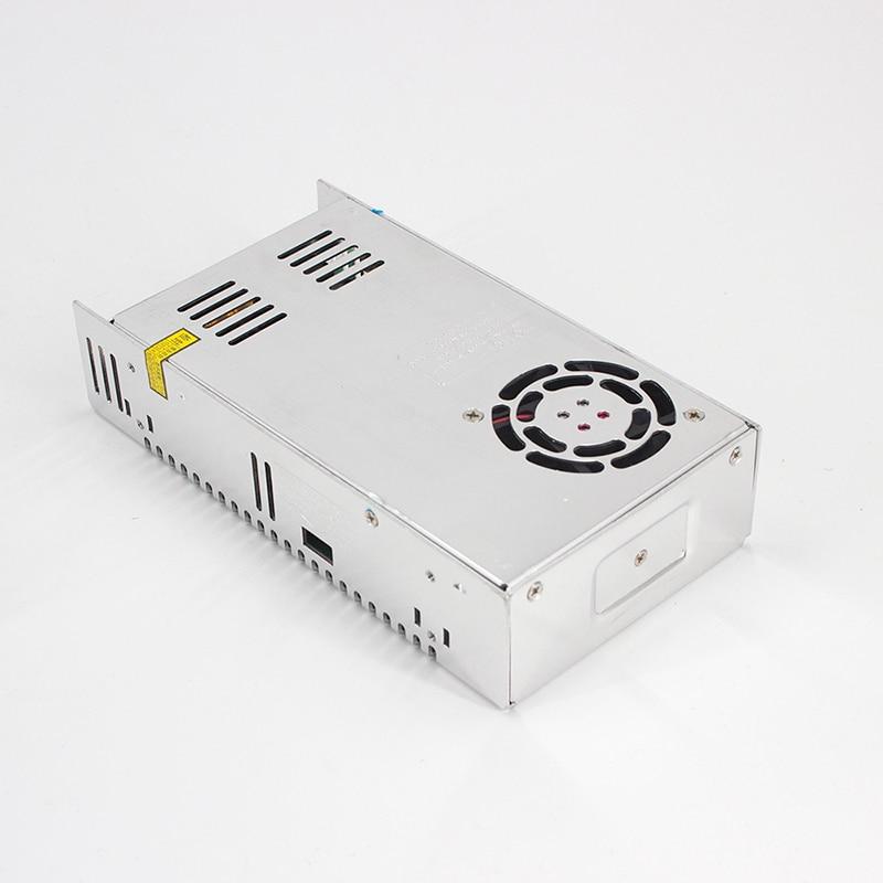 S-400W 5v 12v 24v 36v 48v Heißer Verkauf CCTV Kamera AC DC 30 Amp Power versorgung