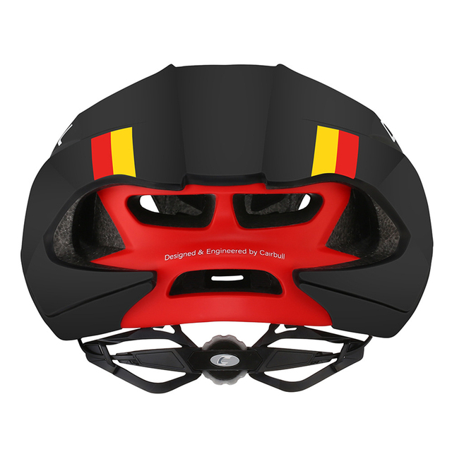 Alta qualidade ciclismo capacetes cairbull aerodinâmica velocidade de corrida da bicicleta estrada capacete pneumático esportes capacete da bicicleta casco ciclismo 3