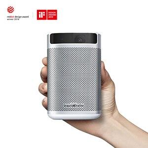 XGIMI Mogo Pro Smart 1080P projecteur Portable Android9.0 TV Mini projecteur avec batterie 10400mAH Full HD DLP Portable Proyector - 2