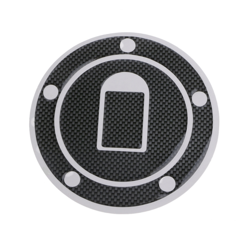 Motorcycle Carbon Fiber Tank Pad Tankpad Protector Sticker