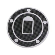 Motorcycle Carbon Fiber Tank Pad Tankpad Protector Sticker