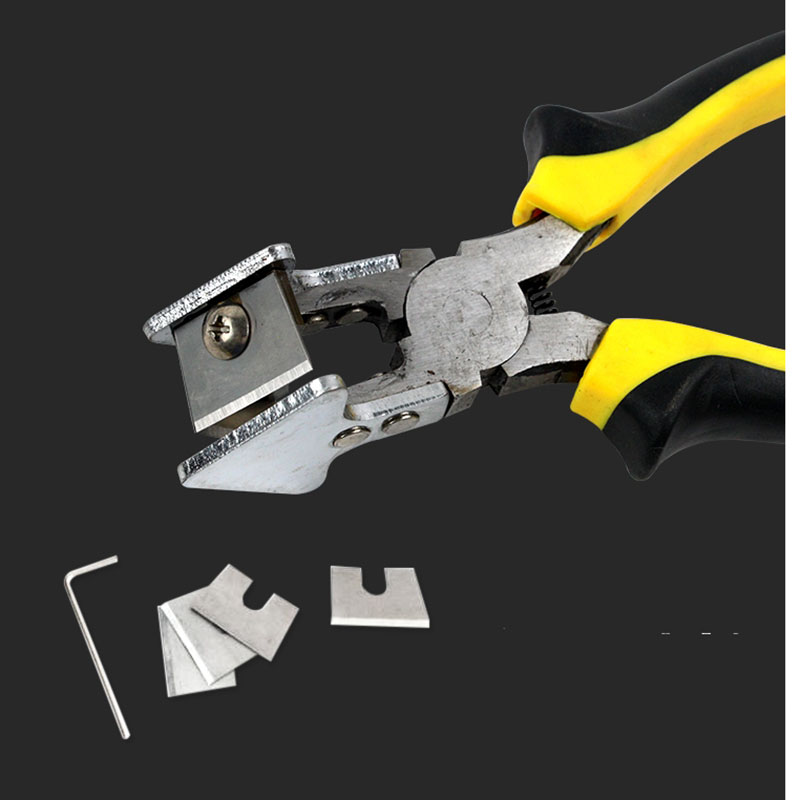 45 Degree 90 Degree Scissors Cutting Pliers V Mouth Scissors Door And Window Rubber Sealing Strip Shear Tool