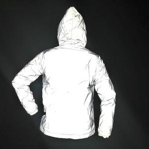 Image 3 - Kış kalınlaşmak yansıtıcı hafif erkekler ceket kadın artı kadife ceketler kızlar Hip Hop Streetwear kaykay su geçirmez ceket dış giyim