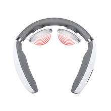 Electric Multifunction Neck Massager Electromagnetic Shock Pulse Cervical Physiotherapy Instrument Relieve Fatigue Health Care multifunction neck physiotherapy massager cervical massager electromagnetic shock pulse cervical physical therapy instrument