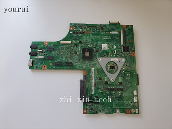 yourui For Dell inspiron N5010 Laptopmotherboard CN-0K2WFF 0K2WFF K2WFF 48.4HH01.011 HD5650 1GB Fully Test