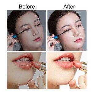 Image 5 - Portatile Led Specchio Per Il Trucco Intelligente Regolabile Pieghevole Specchio Per Il Trucco sensibile al Tocco di Controllo Led Specchio cosmetico Con Luci