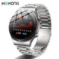 2021 Bluetooth Anruf Smart Uhr Männer 4G Speicher Karte Musik-Player Smartwatch Für Android ios Telefon Aufnahme Sport Fitness tracker