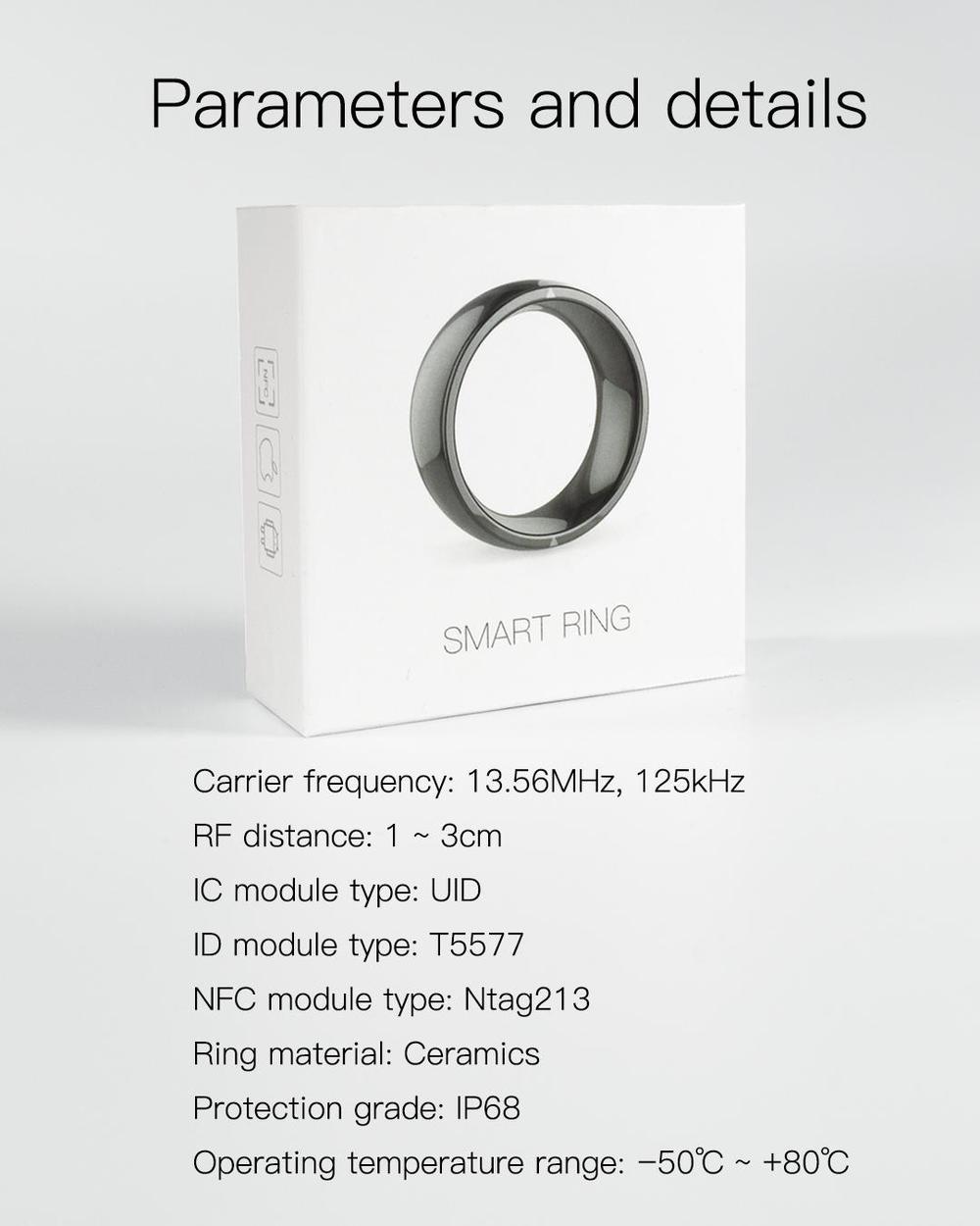 rfid cloner anel relógio gps loja oficial