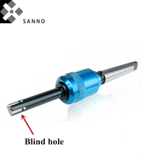 Outils de polissage à deux rouleaux de tour de cnc de trou de roulement de traitement 30 65mm outils de roulement de finition de miroir avec la prise aveugle et le pylome