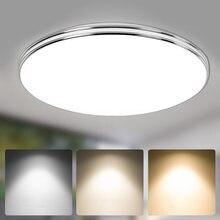 Новый светодиодный потолочный светильник вниз поверхностного