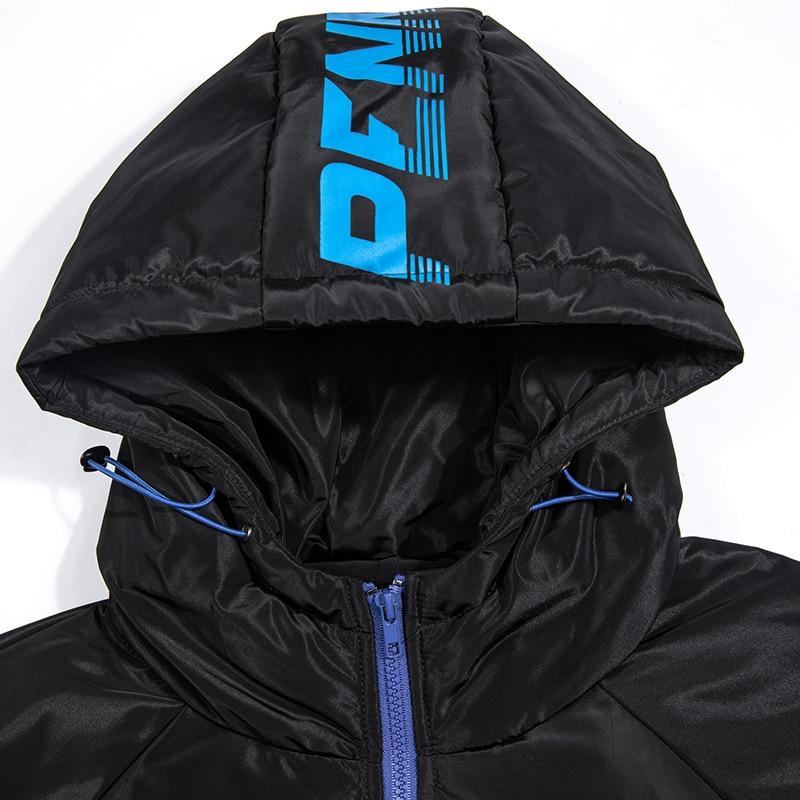 90% White Duck Down Jacket Winter Coat Men Korean Plus Size Puffer Jacket Men Warm Parka Moda Masculina Y8010 YY1348