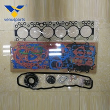 цена на Car Auto Parts 6BD1 DB58 Engine Gasket Kit With Cylinder Head Gasket 65.03901-8003
