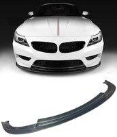 3-D stil karbon fiber ön dudak Spoiler Fit için BMW E89 Z4 m-spor