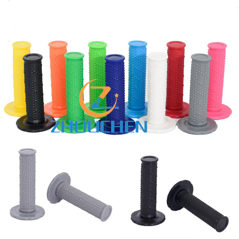 New 21 Colors Handle Grip Motorcycle Dirt Pit Bike Motocross 7/8