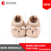 DOGEEK Universal Warm Newborn Toddler Boots First Walkers Ba