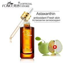 лучшая цена Korean Deep Rpair Antioxidant Facial Serum Lighten melanin SKin Whitening Anti aging Natural Astaxanthin primary liquid 30ml
