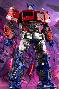 Image 2 - COMIC CLUB BMB AOYI Transformation LS 13 OP Commander LS13/LS13B Oversize SIEGE Series SS38 With Light Action Figure Robot Toys