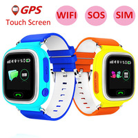 Kids Watches Children's Watches Round Shape Buckle Silicone Strap Fashion Casual Watch Child Digital Wristwatches No Waterproof