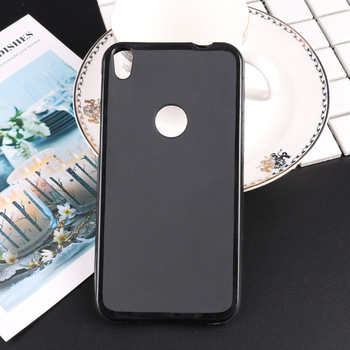 For Alcatel Shine Lite 5080X Ultra Thin Pudding Silicone TPU Gel Matte Soft Anti Knock Protective Phone Case image