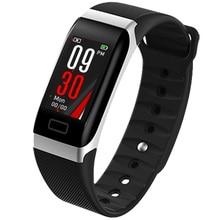L8STAR R7 pulsera inteligente reloj de pulsera Fitness rastreador de ritmo cardíaco Monitor de salud carga USB presión arterial batería larga