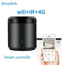 Broadlink RM Mini3 Universal Intelligente WiFi/IR/4G Drahtlose IR Fernbedienung Über IOS Android Smart Home automatisierung 2019 Neue