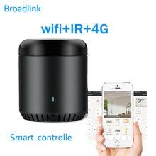 Broadlink RM Mini3 Đa Năng Thông Minh WiFi/Hồng Ngoại/4G Không Dây Điều Khiển Từ Xa IR Qua IOS Android Nhà Thông Minh tự Động Hóa 2019 Mới