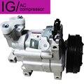 DKV10R AC компрессор для автомобиля Subaru Forester компрессор Impreza 2 5 2007-2011 73111SA010 73111fg001 5060217572 506021-7572