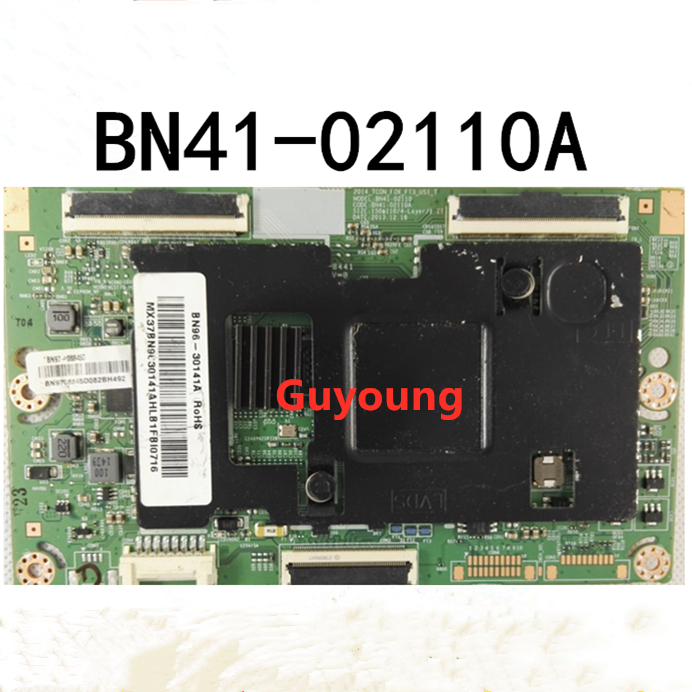 100% Test For BN41-02110A BN41-02110 Logic Board 2014-TCON-FOX-FT3