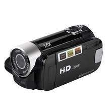 2.4 pouce TFT écran 16X Zoom numérique DV caméscope vidéo HD 1080P caméra numérique portable Cmos capteur jusquà 32 GB S