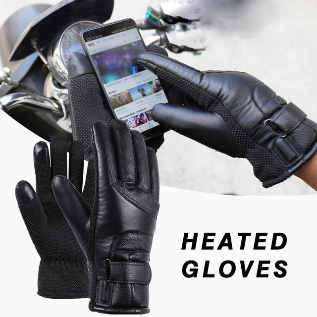 Winter Electric Heated Gloves  6