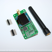 UHF&VHF MMDVM hotspot with oled and case Support P25 DMR YSF for raspberry pi