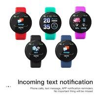 B28 Bluetooth Smart Frauen Uhr Sport Fitness Blutdruck Herz Rate Nachricht Erinnerung Sitzende Erinnerung Für Android IOS