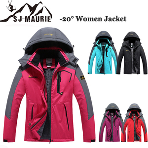 SJ-Maurie Women Winter Jacket