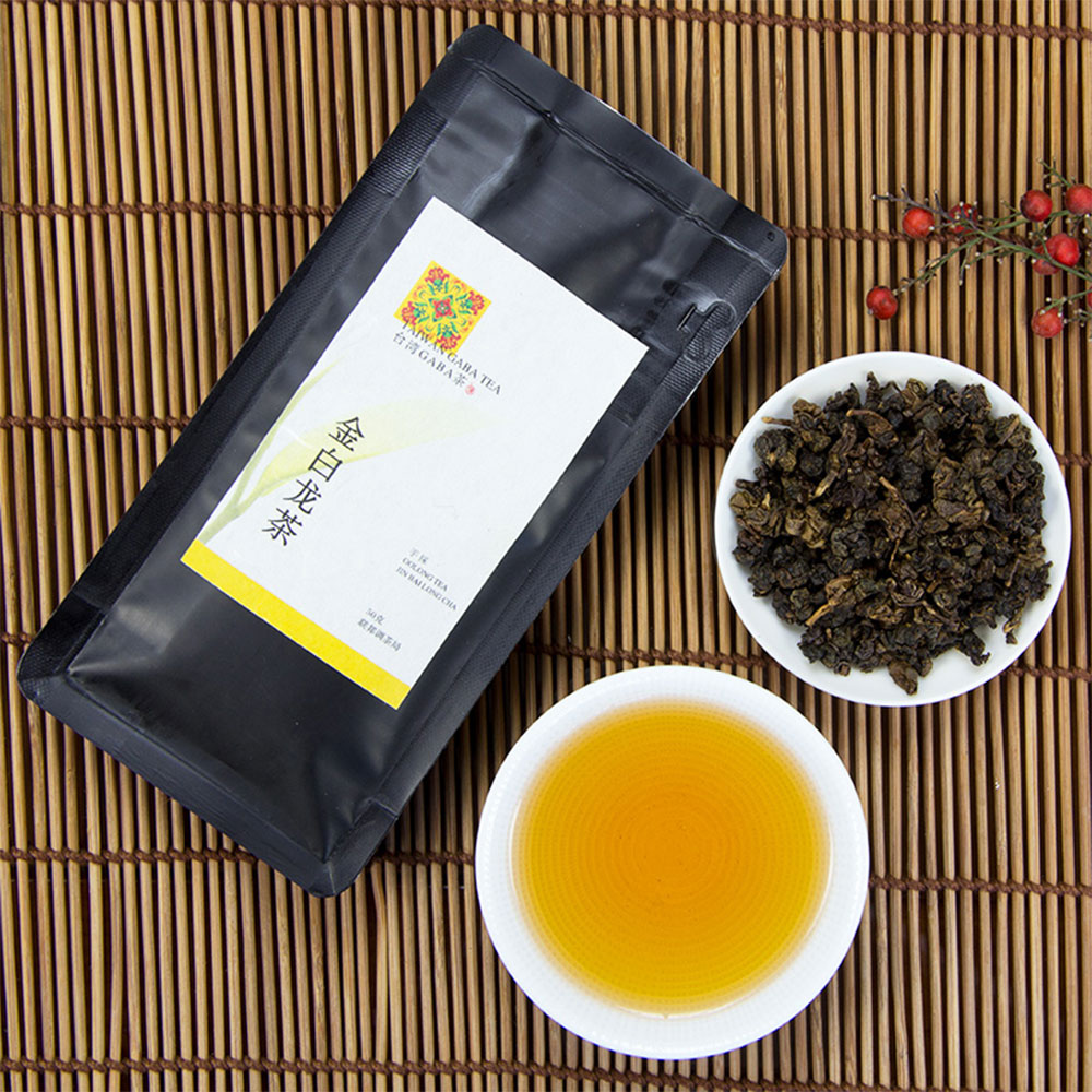 2019 Spring GABA Oolong Taiwan High Mountain Cha Tea