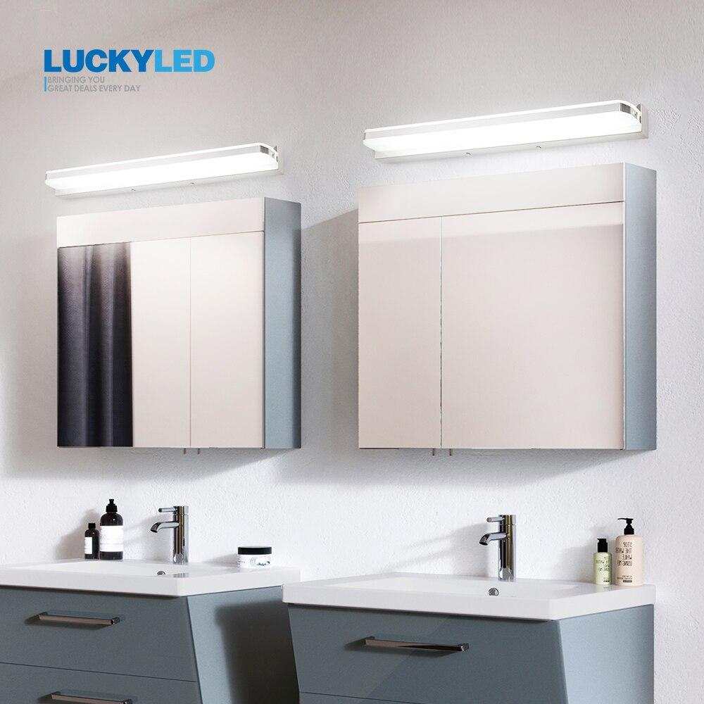 Lamp Waterproof Led Mirror Light 9w 12w