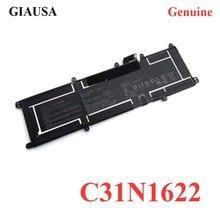 GIAUSA Genuíno C31N1622 bateria para Asus UX3430UA UX430UA UX530UQ UX530UX