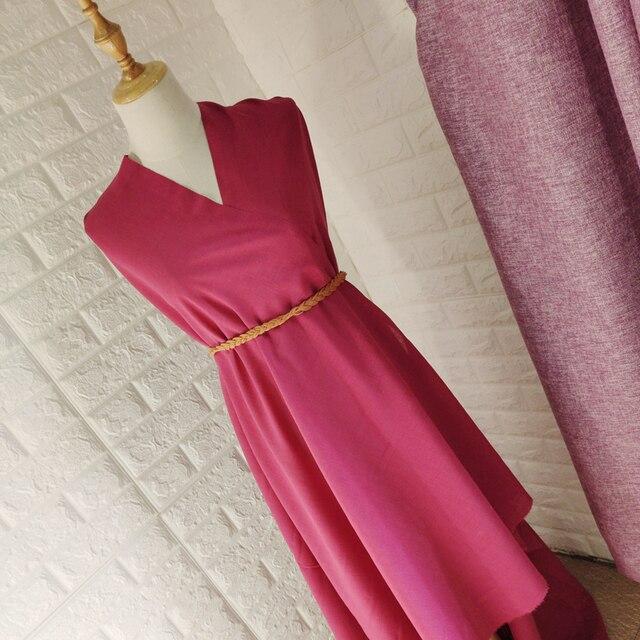 Tissu de mélange de lin et laine pour femmes   Nouveauté, 150cm de large, bricolage, livraison gratuite